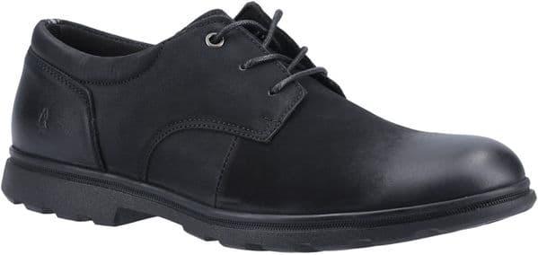 Hush Puppies Trevor Lace Mens Shoes Black